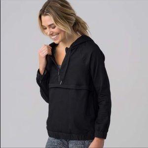Lululemon pack light 1/2 zip pullover